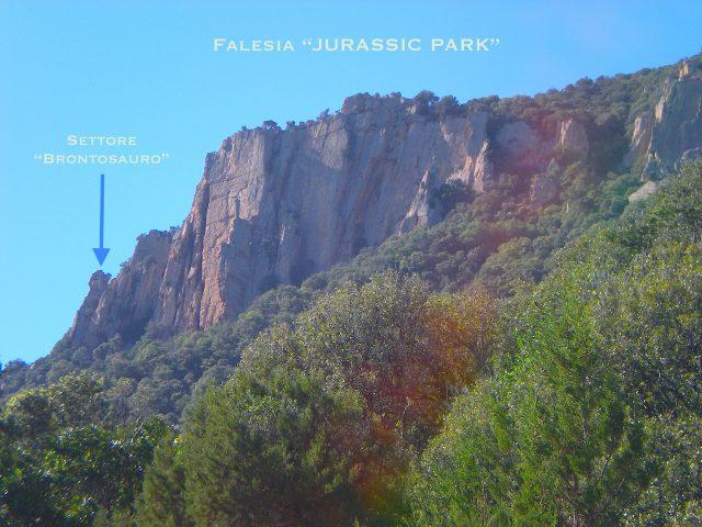 falesia Jurassic Park